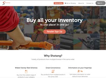 Shotang raises $5M in Series A funding from Exfinity and Unitus Impact