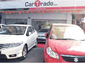 CarTrade raises $145M from Temasek, others