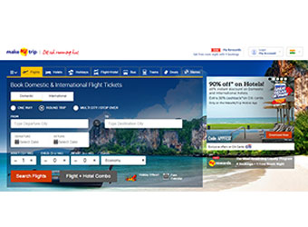 China's Ctrip to invest $180M in MakeMyTrip