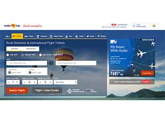 MakeMyTrip net loss widens in Q3, revenue up 3.5%