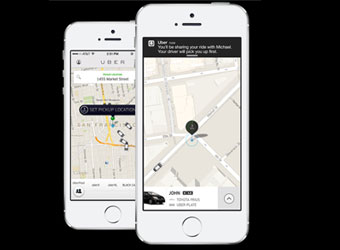 Now Uber users can get tailored feed from other apps