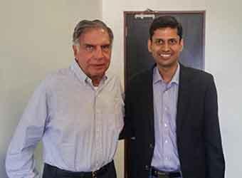 Ratan Tata backs B2B marketplace Moglix