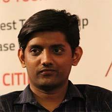 Lookup names Narayan Babu first tech chief