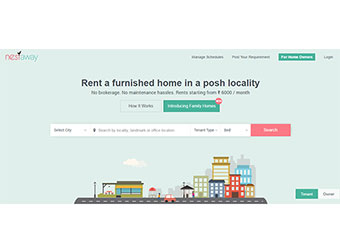 Ratan Tata backs home rental marketplace Nestaway