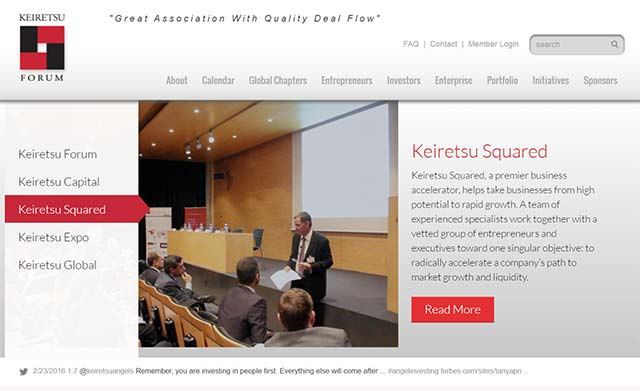 Exclusive: Keiretsu plans India seed fund