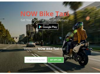Exclusive: Bike taxi app NOW secures $500K in angel funding