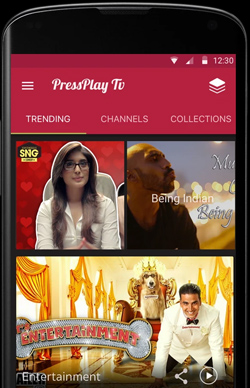 Sequoia-backed PressPlayTV goes for an overhaul