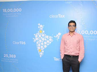 ClearTax raises angel funding from PayPal's Max Levchin, Silicon Valley investors