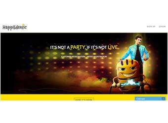 Singer Shaan backs online startup Happydemic