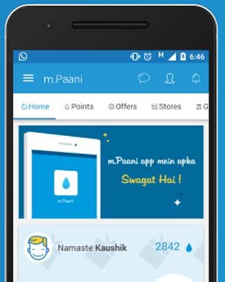 Blume Ventures backs rewards app m.Paani