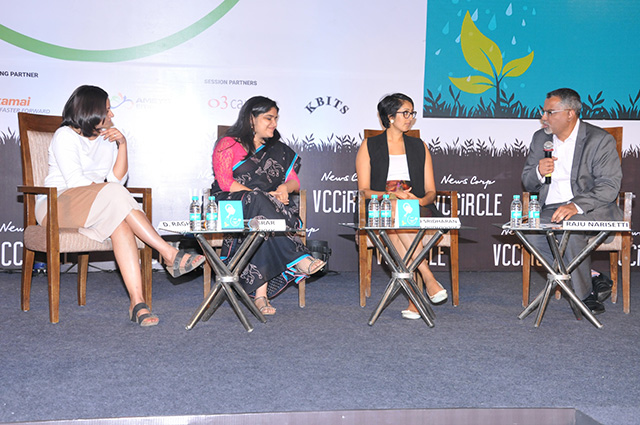 Don't look for role models, women entrepreneurs tell peers at Techcircle Startup 2016