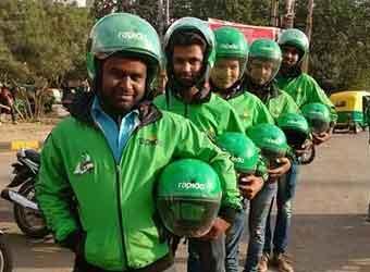 Hero's Pawan Munjal, Google's Anandan back bike taxi startup Rapido