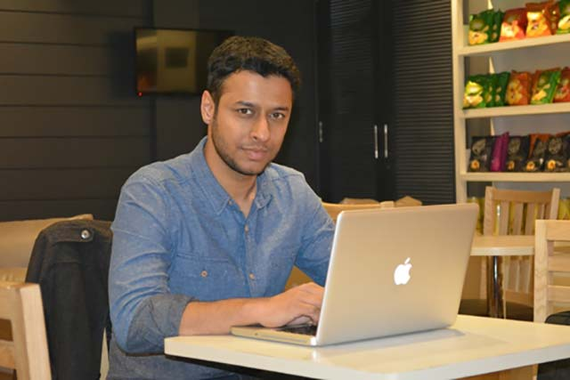 How Danish Ahmed is trying to turn the tables on e-commerce with Shopsity