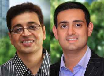 B2B firms to benefit from IoT, AI in 10-15 years: Amit & Arihant Patni