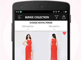 Exclusive: Online fashion rental platform Blinge raises first round of funding