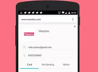 Exclusive: Social commerce enabler Meesho bags angel funding
