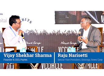 Invest in the driver, not in the bus: Paytm's Vijay Shekhar Sharma