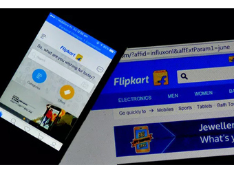 Flipkart gets a valuation boost from Fidelity