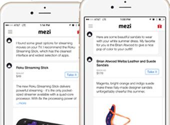 Dhingana founders' chatbot app Mezi raises $9 mn