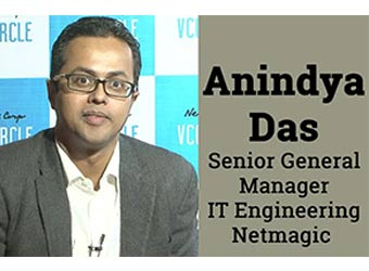 Netmagic's Anindya Das on supporting startups, fintech firms using data centres and more