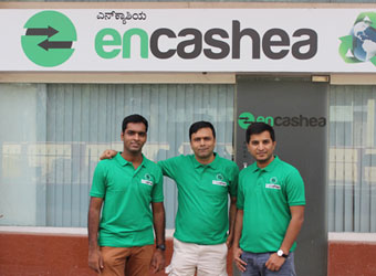 Exclusive: EnCashea in talks to buy smaller rival RaddiMan; raises funding from Kunal Shah, others