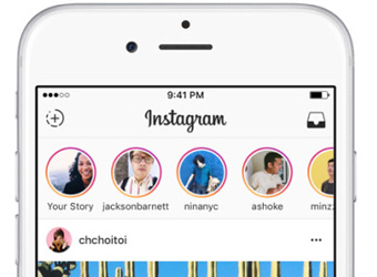 Instagram launches a replica of Snapchat