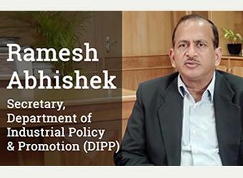 Startup India is a work in progress, open to modifying policies: DIPP's Ramesh Abhishek