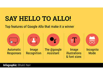 Google Allo launched; can it beat WhatsApp, iMessage?