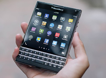 BlackBerry to stop making smartphones itself, focus on software