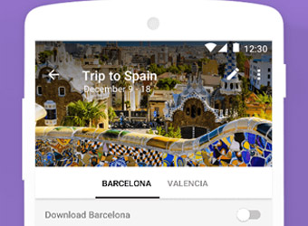 Google launches app to help plan and personalise trips