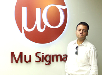 Dhiraj Rajaram gains controlling stake in Mu Sigma; becomes CEO