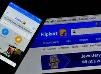 After CFO's exit, Flipkart makes interim changes in management structure