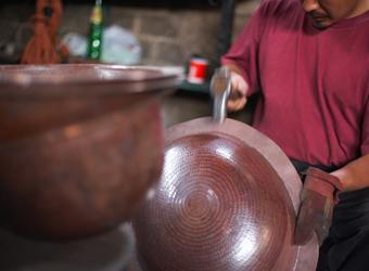 Online copper artwork retailer Studio Coppre gets funding from Ganesh Natarajan