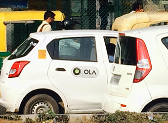 SoftBank may invest up to $300 mn in Ola