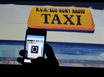 Uber gives chance to pitch your ideas to VCs during a cab ride