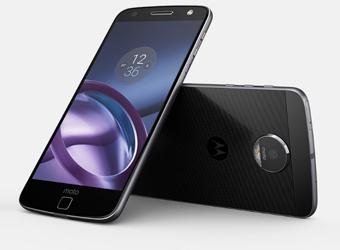 Motorola launches modular smartphones Moto Z and Moto Z Play in India