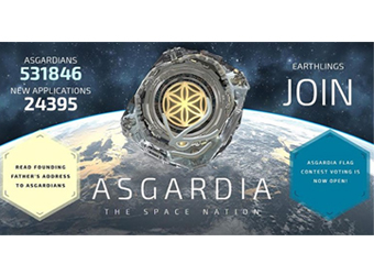 Asgardia gives a fillip to chatter on finding a new home for humans