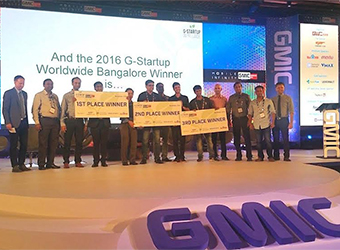 Meet the three rising startups from G-Startup Worldwide