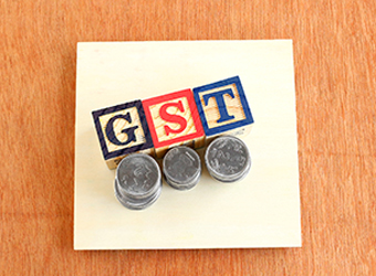 What bearing would GST have on startups?
