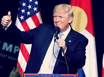 US President-elect Trump elicits mixed reactions from Indian entrepreneurs