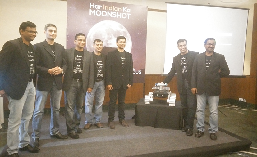 Aerospace startup Team Indus signs launch contract with ISRO