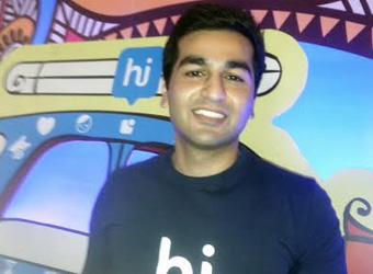 Flashback 2016: Hike's Kavin Mittal takes the fast lane to success