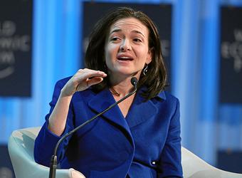 Facebook COO Sheryl Sandberg donates $100 mn to charity