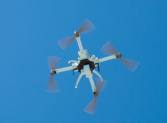 Drone startup ideaForge gets funding from Infosys