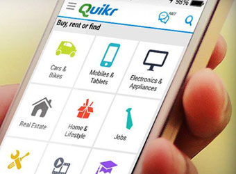 Quikr's FY16 loss widens; other income props up revenue