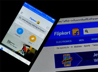 Fidelity slashes Flipkart's valuation to $5.56 bn