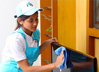 Domestic help provider Didi acquires home services startup TimeMyTask