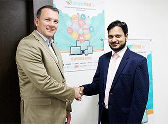 Exclusive: Deals platform Couponhaat raises funding from Austria-based angel investor