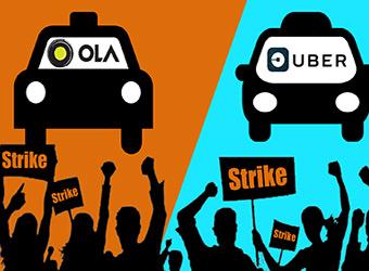 Ola, Uber drivers begin indefinite strike in Bengaluru; services paralysed