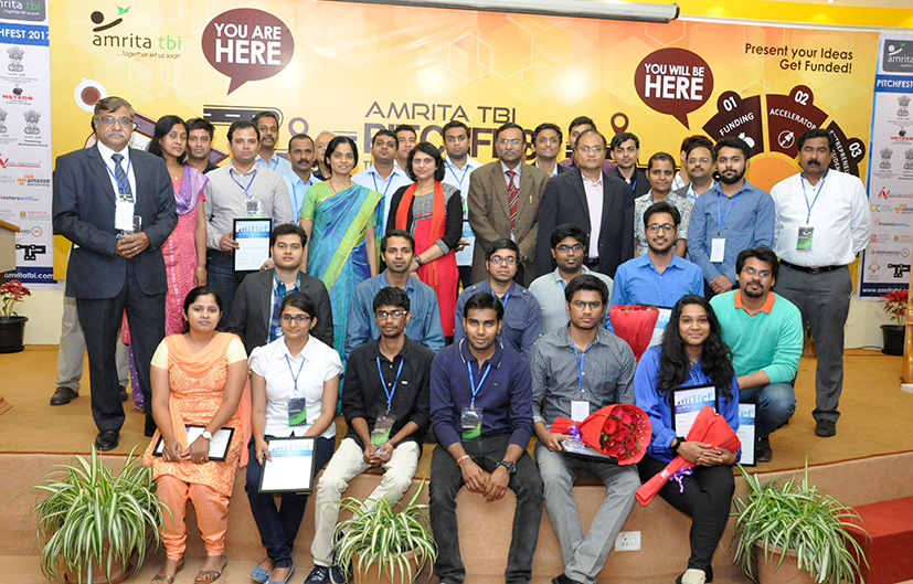 Meet the five startups selected by Amrita University's incubator